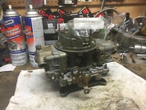 Holley 4777 650 Double Pumper Fresh