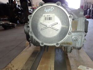 06 13 Corvette C6 Rear End Differential Automatic 2 56 Gear Ratio Aa6345