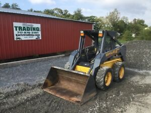 2004 New Holland Ls160 Skid Steer Loader