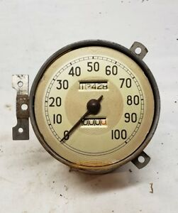 1939 Ford Speedometer 1937 1938