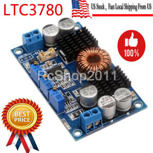 Ltc3780 Automatic Lifting Pressure Step Up Down Constant Voltage 78x46 5x15mm