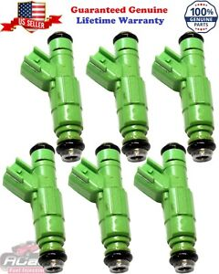 Jeep 99 06 4 0 Ultimate 3rd Gen Bosch Upgrade Flow Matched 4 Hole Fuel Injectors