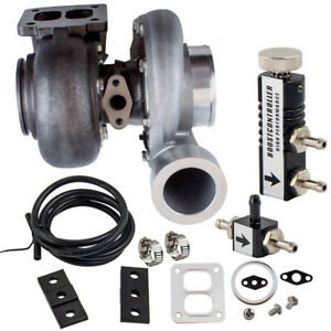 Gt45 Turbo Turbocharger 1 05 A r V band T4 t66 600 hp boost Controller