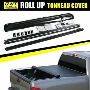 2008 2016 Ford F 250 F 350 6 8 Ft Bed Black Vinyl Lock Roll Up Pro Tonneau Cover