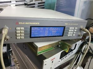 Eg g 7260 Dsp Lock in Amplifier Option 60 Hz