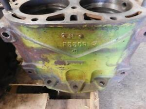 John Deere F550r g Block Crack Tested As Shown