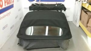 Porsche 986 Boxster S Soft Top Roof Assembly And Motors With Glass Window Cloth