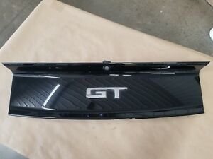 2015 2017 Ford Mustang Gt 5 0 Rear Trunk Lid Panel W Back Up Camera Oem