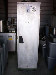 Used Cres cor Enclosed Aluminum Cabinet end Of Summer Clearance save Sals nr