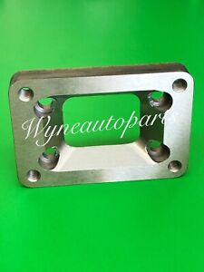 Mild Steel Undivided Countersunk T3 To T6 Undivided Turbo Inlet Flange Adapter