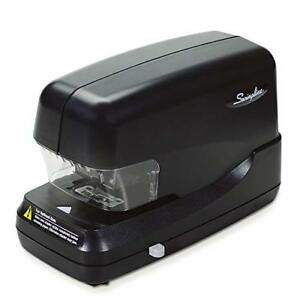 Swingline Electric Stapler High capacity 70 Sheet Capacity Flat Clinch Jam