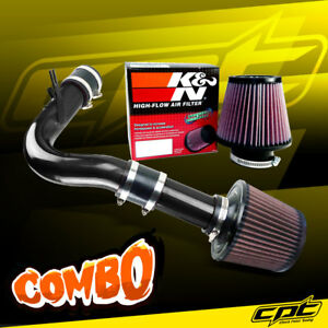00 05 Dodge Neon Sohc 2 0l 4cyl Black Cold Air Intake K N Air Filter