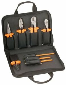 Basic Insulated Tool Kit 1000 volt 8 piece Klein Tools 33526