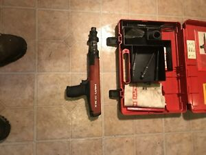 Hilti Powder Actuated Tool Dx36 M