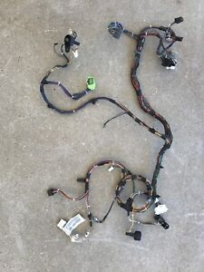 2006 Jeep Wrangler Tj Instrument Wiring Harness 56055159ab