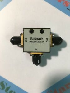 Tektronix 6 Db Power Divider 18ghz Pspl5331