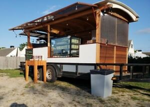 Catering Trailer Price Reduced