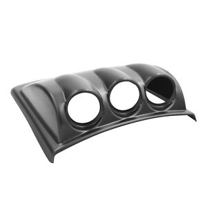 Autometer 20009 Mounting Solutions Triple Dash Pod Fits 98 10 Beetle