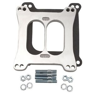 Edelbrock 8715 4 barrel Carburetor Spacers