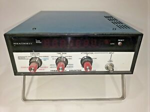 Heathkit Frequency Counter Model Im 4110 Untested No Power Supply cord