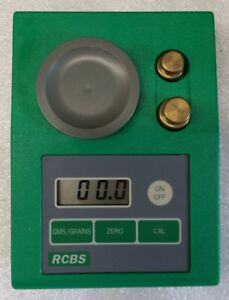 RCBS PARTNER ELECTRONIC POWDER SCALE -- Free Shipping!