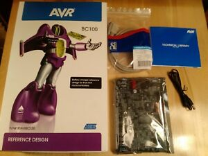 Atmel Avr Atavrbc100 Bc100 Battery Charger Reference Design