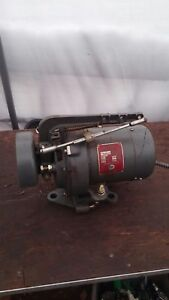 Consew Clutch Motor Industrial Sewing Machine Motor works Well