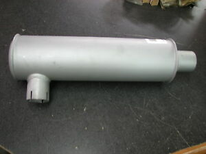 Wisconsin Engine Muffler Wd70 Style Fits Vg4d Vp4d Read Ad