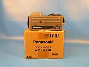 Used Panasonic Wv bl200 Cctv Camera Without Lens Bl200