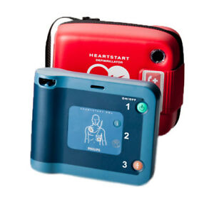 Philips Heartstart Frx Aed With Carry Case Biomed Certified