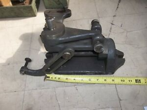 South Bend 13 Lathe Carriage Tool