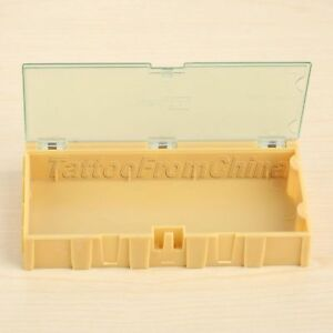 Plastic Anti static Electronic Component Parts Case Storage Box Automatical Open