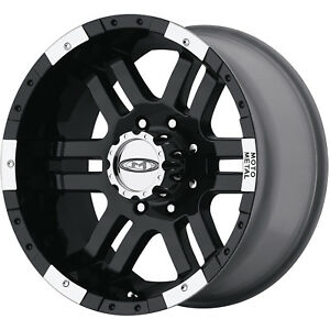 16x8 Black Moto Metal Mo951 6x5 5 0 Rims Toyo Open Country At Ii 225 70 16