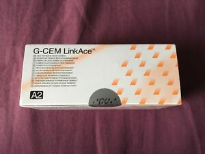 G Cem Link Ace Syringe Self Adhesive Resin Cement 4 6g X 2 A2