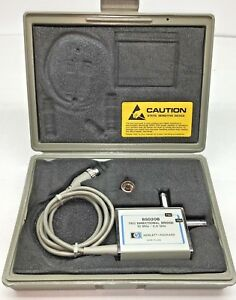 Agilent Hp 85020b Directional Bridge 10 Mhz To 2 4 Ghz With Case 75 Ohm
