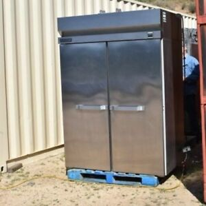 Hobart Freezer Qf2 2 Door Stainless Commerical Freezer