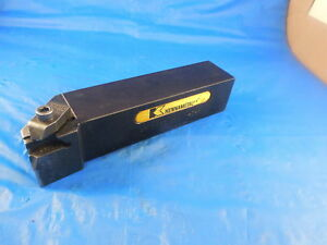 Kennametal Nsr 203d 1 1 4 Square Shank Top Notch Style Insert Lathe Turning Tool
