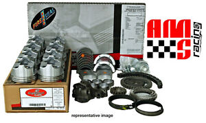 Engine Rebuild Overhaul Kit W Flat Top Pistons For 1968 1969 Chevrolet 327 5 4l