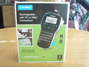 Dymo Labelmanager 280 Rechargeable Hand held Label Maker 1815990 New