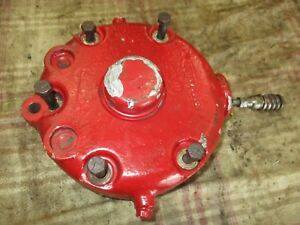 Ih Farmall 300 Utility Rear Brake Assembly Antique Tractor
