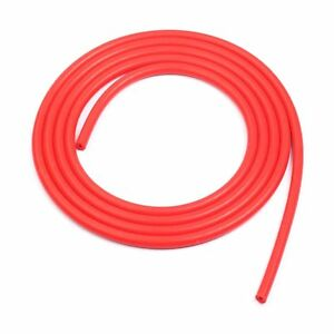 10ft Length Id 3mm 1 8 Red Vacuum Silicone Hose Racing Line Pipe Tube