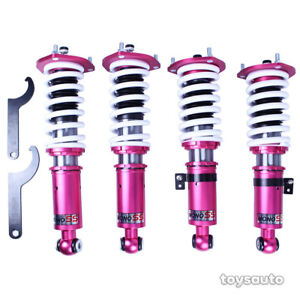 Godspeed Monoss Suspension Coilover For Jdm Chaser Cressida Jzx90 Jzx100 92 01
