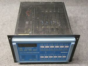 Rosemount Analytical 4002am 12p1 Alarm Process Monitor Control parts Only
