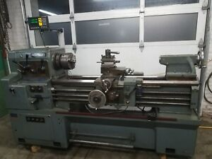 Mori Seiki Ms 1050 Precision Lathe With Tooling And Digital Readout Ways Nice