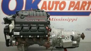 2015 Grand Cherokee Srt 6 4 392 Hemi Engine Pullout With 8speed Automatic Trans
