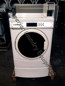 Maytag Mhn30pd Front load Washer 20lb Coin 300g 120v Reconditioned
