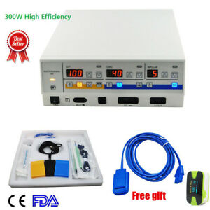 Frequency Electrosurgical Unit Diathermy Cautery Machine Medical Electrotome