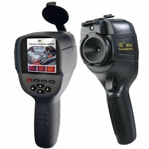 Thermal Imager Ht 18 Thermal Imaging Camera Infrared Thermometer 3 2 Screen Ej