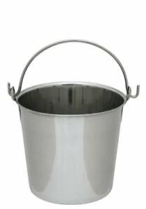 Lindy s 6 qt Stainless Steel Pail