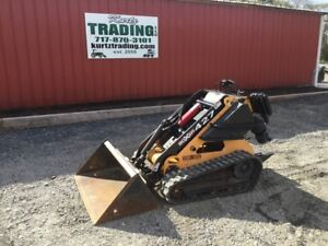 2014 Boxer 427 Compact Tracked Stand On Skid Steer Loader Coming Soon
